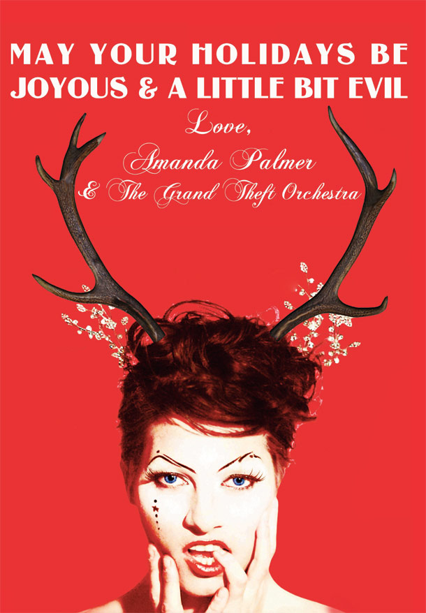 NME-Xmas-Card-Amanda-Palmer