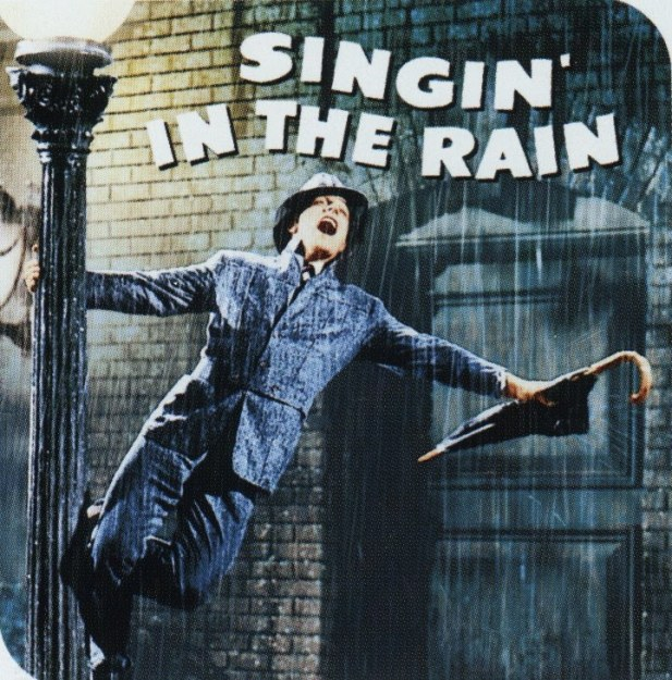 singing in the rain essay Singin' in the rain singin in the rain essay a chorus girl lockwood met in two extraordinary instances is given the chance to dub over lina with her singing.